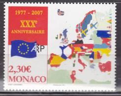 Monaco - 2006 -  Académie Européenne De Philatélie -   N° 2581      - Neuf ** - MNH - Monaco