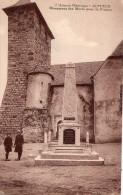 ALPUECH MONUMENT DES MORTS POUR LA FRANCE - Frankreich