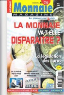 Monnaie Magazine 78  Mai 2006 - French