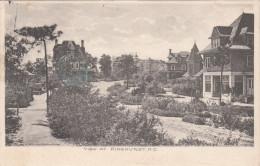 Pinehurst North Carolina NC - View At Pinehurst - Written - Stamp & Postmark - 2 Scans - Other