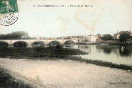 V1627 Cpa 77 Vareddes - Pont De La Marne - Unclassified