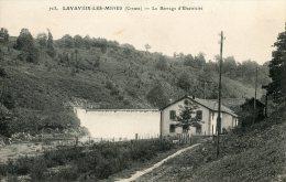 V1633 Cpa 23 Lavaveix Les Mines - Le Barrage D'Electricité - Francia