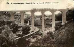 CPA - Neris Les Bains (03) - Le Viaduc Du Chemin De Fer - Obras De Arte