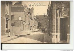 Flémalle Haute - Café Et Tailleur Crespin, Rue Général Leman - Ed: J. Chapelier (Liège) - Flémalle