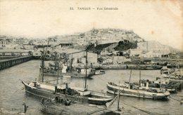 V1662 Cpa  Tanger - Vue Générale - Tanger