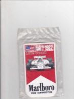 Marlboro Stickers 1982 - Full Serie - Automovilismo - F1