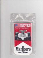 Marlboro Stickers 1979 - Full Serie - Automovilismo - F1
