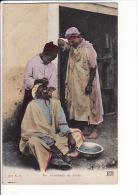 Un Arracheur De Dents (dentiste, Arabe) / Edition ND Phot N°421 Colorisée - Algerien