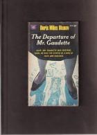 -- THE  DEPARTURE  OF  MR.  GAUDETTE  --  DORIS  MILES  DISNEY..... - Science Fiction