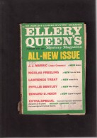 --  ELLERY  QUEEN ' S  N°  327  --  FEBRUARY  1971   --  MYSTERY  MAGAZINE ......... - Science Fiction