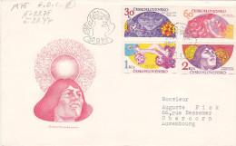 1975 - Copernic (2277-2278) - FDC