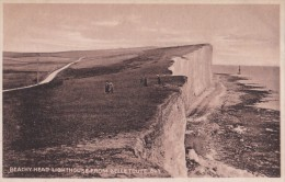AN38 Beachy Head Lighthouse From Belle Toute - Eastbourne