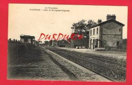 Mayenne - ST AIGNAN DE COUPTRAIN - La Gare De ST AIGNAN - COUPTRAIN ... - Altri Comuni