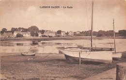 LARMOR  BADEN  - La Rade (edts Combier - Mlle RIO) - France