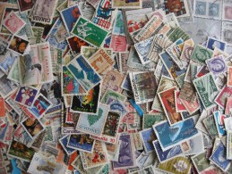 Canada Hoard Breakup Mixture (duplicates, Mixed Condition) Of 400, What Lurks Here, Check Them Out! - Vrac (max 999 Timbres)