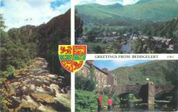 Greetings From BEDDGELERT - Wales