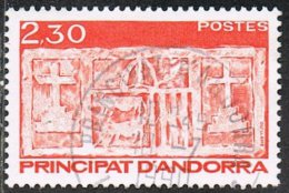 Andorra (French POs) SG F346 1990 Definitive 2f.30 Good/fine Used [30/27142/7D] - Andorre Français