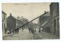 CPA  Souple  - Bruay - Rue D'Amont - Altri Comuni