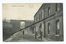CPA  Souple  - Bruay - Rue Bonnet - Altri Comuni
