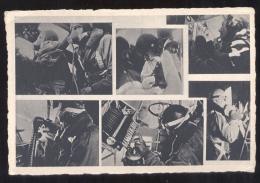 AVIAZIONE MILITARE ITALIANA - ANNI 40 - A BORDO DI UN AEREO - FORMATO PICCOLO - Guerra 1939-45