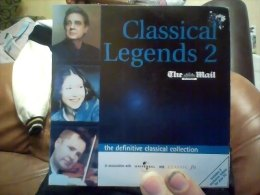 Classical Legends 2 The Mail - Hit-Compilations
