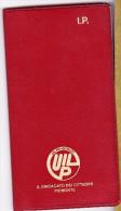 CALENDARIO TASCABILE AGENDINA - UILP 1993 - Calendari