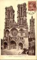 Laon - La Cathedrale - Laon
