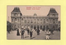 Bruxelles - Gare Du Nord - Belgio