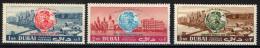 DUBAI - 1964 - FIERA INTERNAZIONALE DI NEW YORK - NUOVI MH - Dubai