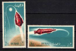 DUBAI - 1964 - NAVICELLA SPAZIALE - NUOVI MNH - Dubai