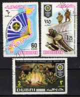 DUBAI - 1971 - SCOUTISMO - USATI - Dubai