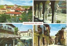 Z1079 - POSTAL - SANTILLANA DEL MAR - CANTABRIA - Cantabria (Santander)