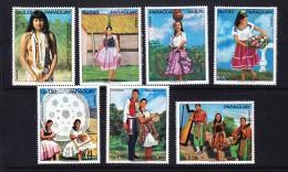 Paraguay 1973 Folk Customs Set - MNH - Paraguay