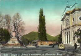 SCHIO - Tempio Di S. Antonio E Monumento Ad Alessandro Rossi - - Vicenza