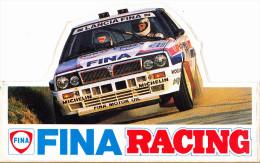 ADESIVO - STICKER - FINA RACING - Autres