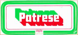 ADESIVO - STICKER - PATRESE - ROMBO - Adesivi