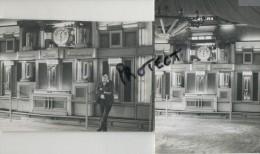 Orgels - Orgue :  DECAP Antwerpen : ( 2 Oude Foto's  10.5 X 7.5 Cm )  Zie Scans Gevaert - Postcards