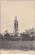 36. Indre : Déols : Tour De L ´ Abbaye . - France