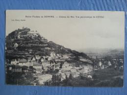 CP Carte Postale Ruines Féodales De Domme Cénac (4) - France