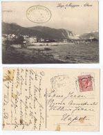 STRESA ( VERBANIA ) PANORAMA - EDIZIONE GRISUNI - 1910 - Verbania