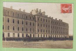 TOUL : Carte Photo, Caserne Molitor, Revue D'Adieux Du Colonel Au 79e Régiment D'Infanterie, 1909. 2 Scans. Carte Photo - Nancy