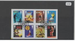 GB 2011 Musicals Set USED On Piece - 1952-.... (Elizabeth II)