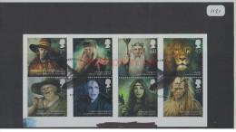 GB 2011 Magical Realms Set USED On Piece - 1952-.... (Elizabeth II)