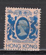 Hong Kong 1982 Mi Nr 399 Koningin Elisabeth II - Hong Kong (...-1997)