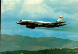 "CONVAIR CV 990 A ""CORONADO"".....CPM - Flugzeuge"