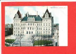 NEW YORK ALBANY The Capitol Cpa   Edit Bosselman - Albany