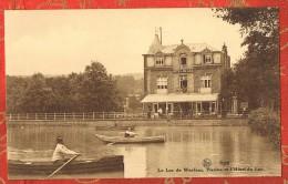 BELGIQUE - SPA - Le Lac De Warfaaz, Piscine Et L'Hôtel Du Lac - Spa