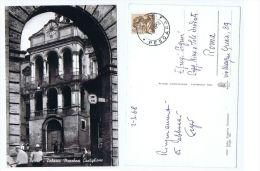 PENNE ( PESCARA ) PALAZZO MARCHESI CASTIGLIONE - EDIZ. TOPPETA - 1968 - Pescara