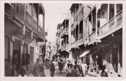 FES - Une Rue Du Meltah - Très Animé - Carte Glacée - Fez