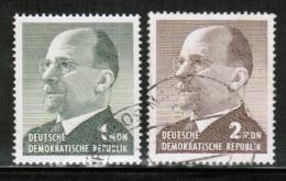 DD 1965 MI 1087-88 USED - DDR